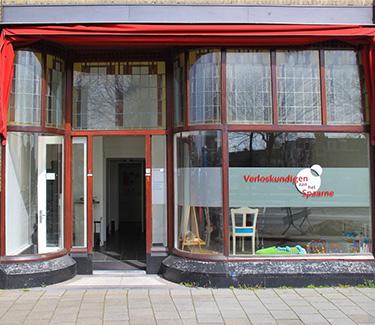 Verloskundige Haarlem praktijk Antoniestraat